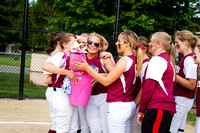 Eileen Nelson Photography-Millis Varsity Softball-4752